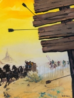 alle frontiere dle far west