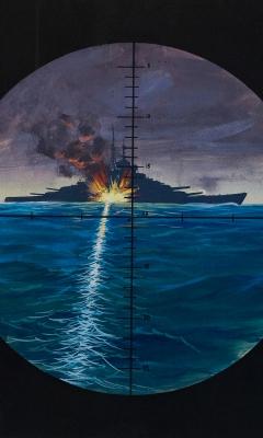 U-Boat 55, corsaro degli abissi 2